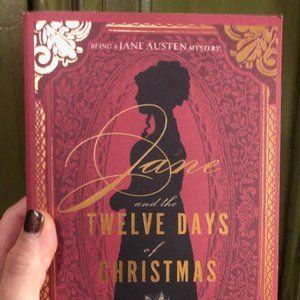 Being Jane Austen Mystery Series: Jane & the 12 da